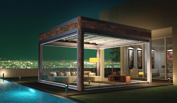 K1024 2 Products Img 219416 - Terrassenüberdachungen Gastronomie   Pavillons