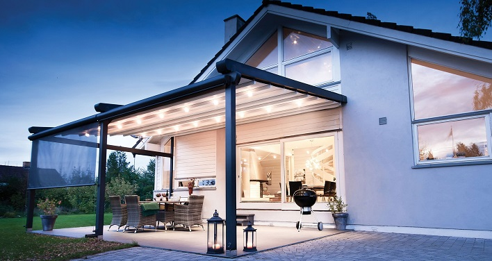 Startseite Silver 1 - PALMIYE Pergola-Systeme und Terrassen-Überdachungen