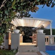 pergola coral palmiye terrassenueberdachung gastronomie 180x180 - Palmiye Deutschland - Pergola-Systeme und Terrassenüberdachungen