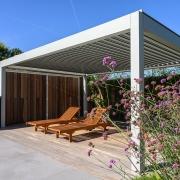 pergola skyroof palmiye terrassenueberdachung privathauhalt 180x180 - Palmiye Deutschland - Pergola-Systeme und Terrassenüberdachungen