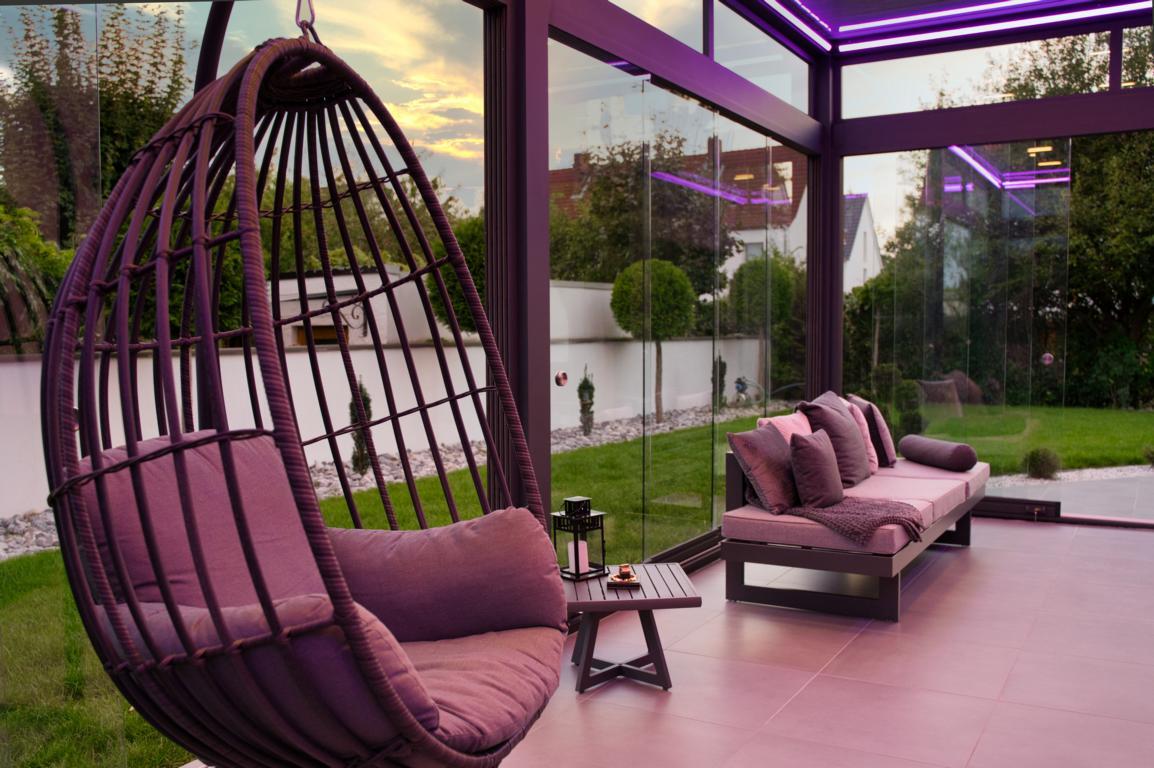lamellendach skyroof palmiye terrassenueberdachung privat springe 39 - Lamellendach & Wintergarten - Referenz Projekt von PALMIYE