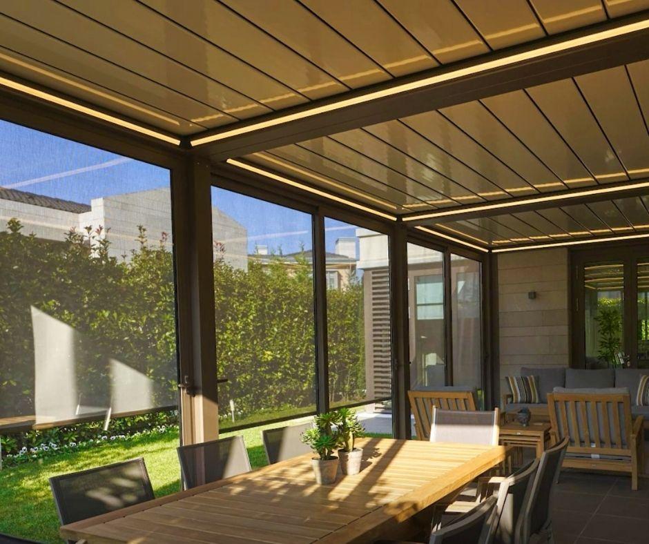 lamellendach skyroofprestige palmiye terrassenueberdachung privat jpeg 4 - Lamellendach mit Cabriofeeling - Referenz-Projekt