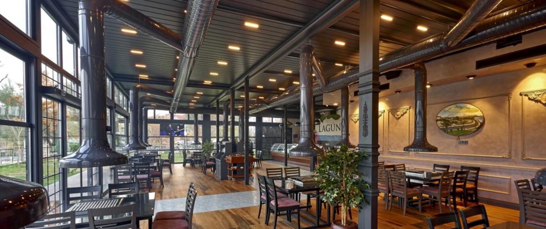 lamellendach sykroof palmiye terrassenueberdachung gastronomie SL 1500x630 - Lamellendach Skyroof für die Gastronomie