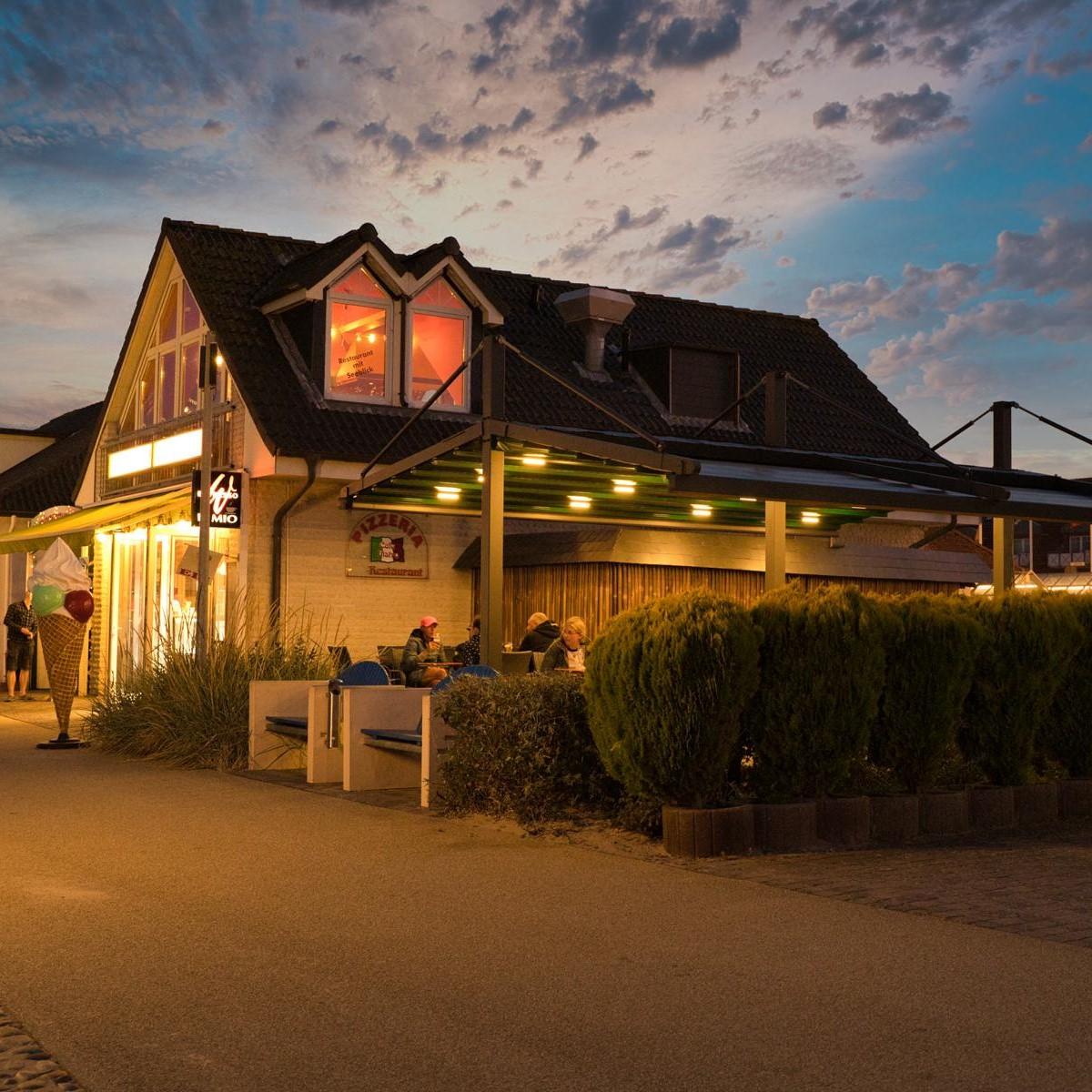 pergola marin palmiye terrassenueberdachung gastronomie kellenhusen 40 Q - Gastronomie Terrassenüberdachung