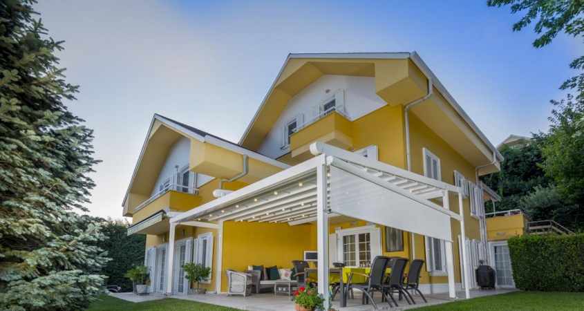 pergola silver palmiye terrassenueberdachung 40 845x450 - Terrassendach nach Maß - Referenz-Projekt