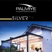 palmiye pergolasysteme silver - Pergola-Systeme