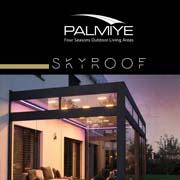 palmiye pergolasysteme skyroof - Lamellendach Skyroof