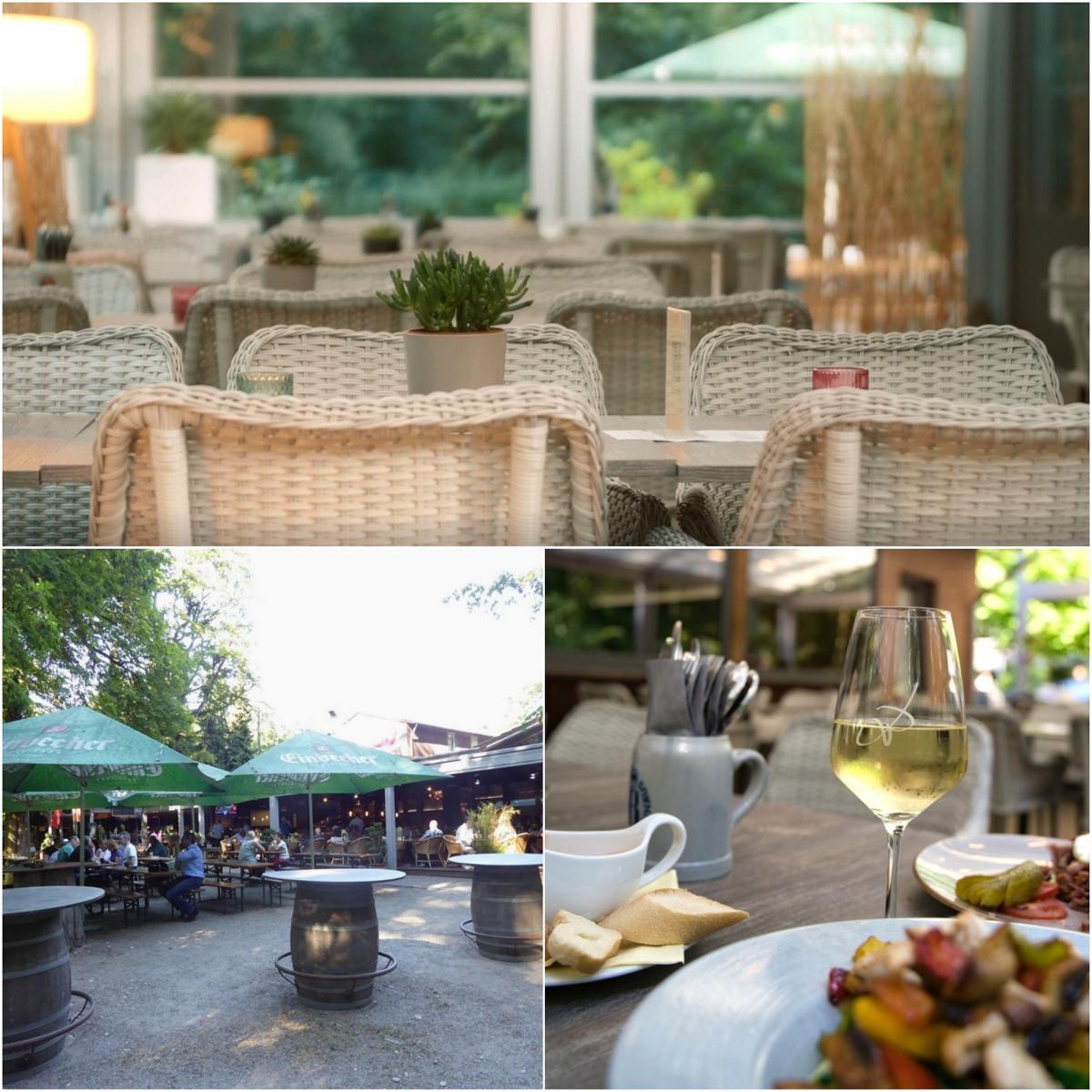 palmiye terrassenueberdachung gastronomie bischofshol 13 - Terrassenüberdachung Restaurant BISCHOFSHOL