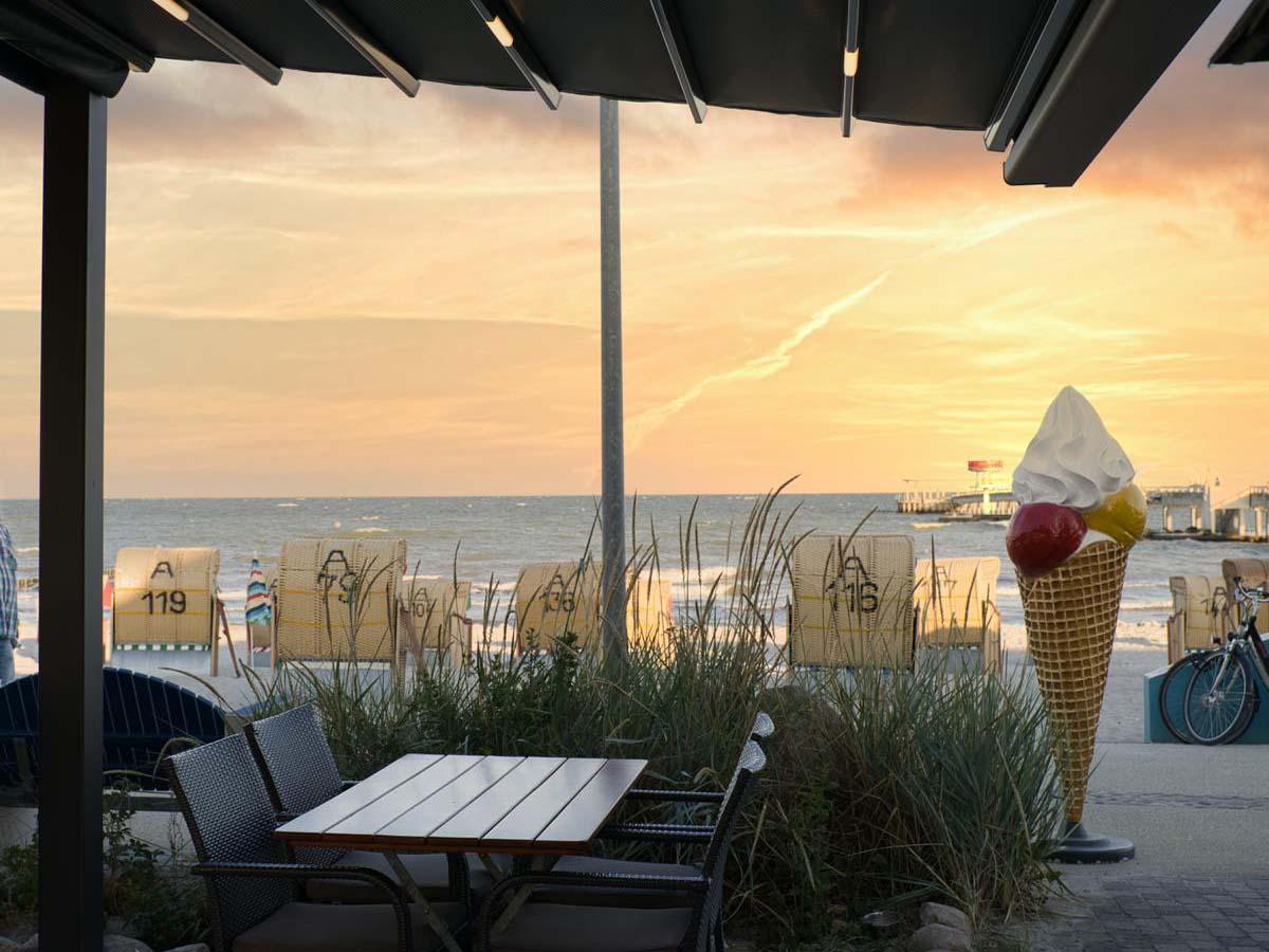 pergola marin palmiye terrassenueberdachung gastronomie biergaerten freiflaechen - Terrassenüberdachung für Biergärten & Freiflächen