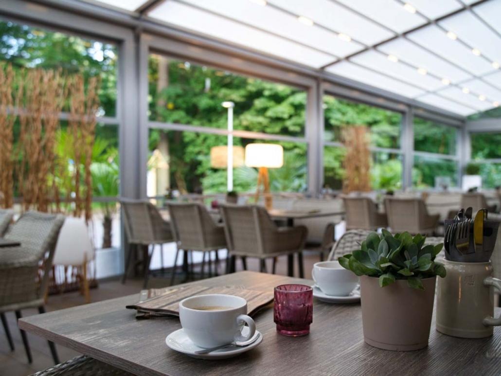 pergola silver palmiye terrassenueberdachung gastronomie bischofshol pavillions 51 1030x773 - Terrassenüberdachungen Gastronomie   Pavillons